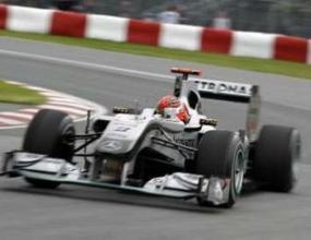 Шумахер изненадан от проблемите в квалификацията