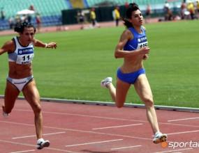 Лалева и Илинов най-бързи и на 200 метра