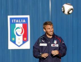 Рома предлага нов договор на Де Роси