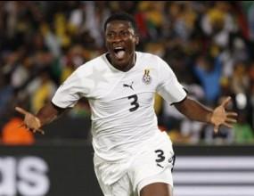 Героят на Гана стана играч на мача срещу Сърбия