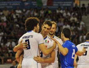 """Италия с лесна победа над Китай - """"Скуадра адзура"""" с 4-та поредна победа в Световната лига"""