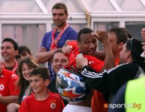 Звезда на ЦСКА се подигра с тима, чака го сурово наказание