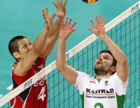 Андрей Жеков разпределител №5 в Световната лига
