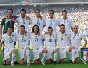 Италия стартира с петима световни шампиони - вижте състава