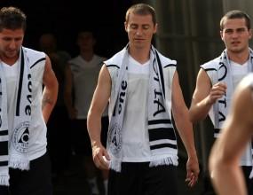 Трима юноши на Левски започнаха подготовка със Славия