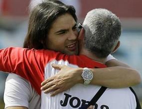 Серхио Санчес ще проведе лятна подготовка със Севиля