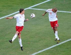 ФИФА присъди автогола на Дания на Даниел Агер