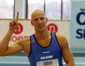 Отличен Петр Свобода с рекорд в Прага