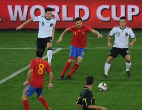 Испания спря машината Германия, светът ще има нов шампион (видео)