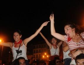 Ла Роха ще обикаля Мадрид с отворен автобус