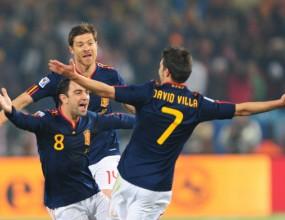 Синя Испания на финала
