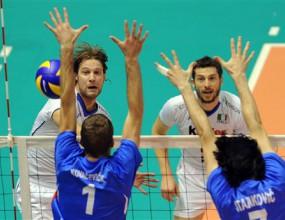 Гледайте важния мач за България: Сърбия - Италия онлайн ТУК!!!