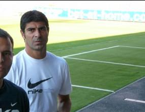 Гонзо обеща: Левски ще играе красив и резултатен футбол (видео)