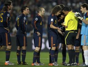 Испания ще пътува веднага след финала