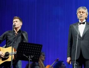 Андреа Бочели взе участие в заключителния концерт на Мондиал 2010