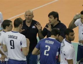 Франция приключи с второ трудно 3:2 над Китай в Световната лига