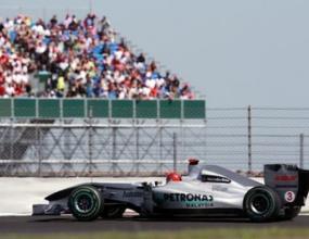 Шумахер разочарован от представянето си
