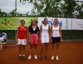 Страхотно представяне на българските тенисисти на международния турнир в Хасково