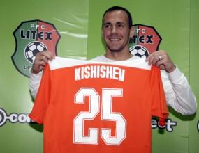 Предложиха договор за една година на Кишишев в Англия