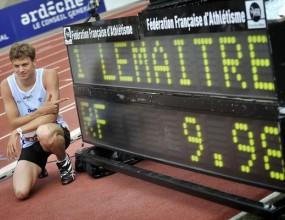 Феноменален Льометр стана първият бял мъж с резултат под 10 сек на 100 метра