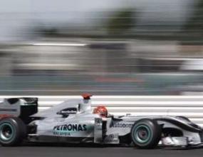Шумахер очаква ново шаси за Гран при на Германия