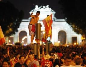 Десетки задържани в Испания заради буйните празненства