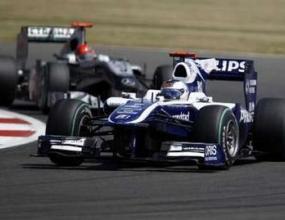 Шумахер се извини на Барикело