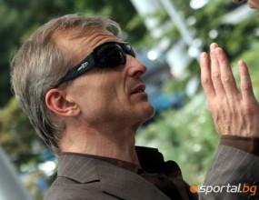 Гриша Ганчев: Нямаше нито една грешка на ЦСКА - Литекс, гледайте философски на нещата