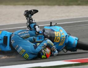 """Капироси пропуска надпреварата на """"Арагон"""" след контузия в Сан Марино"""
