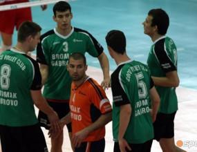 КВК Габрово продължава подготовката си под пълна пара