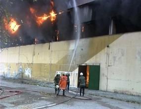 Полицията в Ботевград започна разследване на пожара