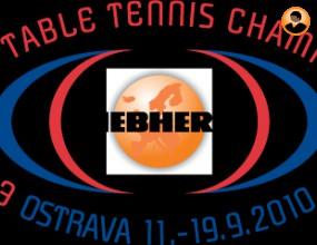 """Европейско първенство """"Острава 2010""""  (11-19.09.2010г.)"""