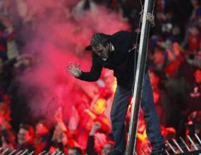 Ето каква атмосфера очаква ЦСКА край Босфора (видео)