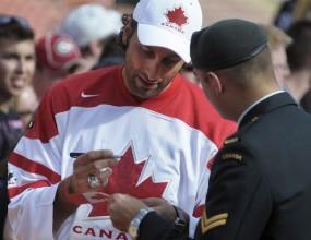 Роберто Луонго: За мен бе чест да съм капитан на Ванкувър