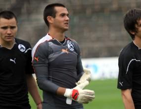 Славия се хвали: Най-добрият вратар на България пази при нас
