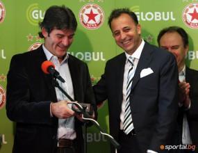 Костадинов: Загубата не е приоритет на ЦСКА