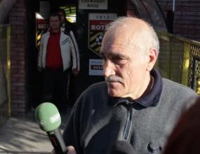 Управителят на стадиона на Ботев бе освободен