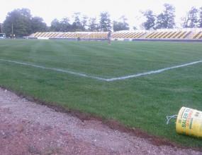 """Вижте обновения терен на стадион """"Миньор"""""""