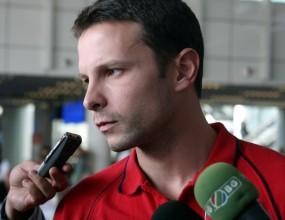 Андрей Жеков: Ако успеем да достигнем до полуфиналите, ще бъде страхотно