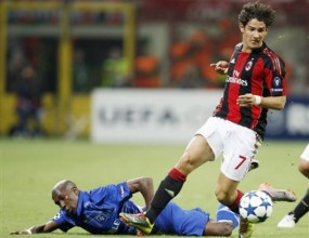 Милан губи Пато за четири мача