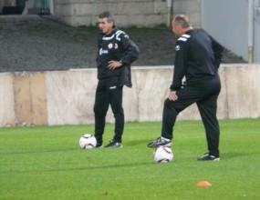 Гьоре Йовановски разочарован от играта на футболистите