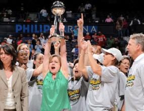 Сиатъл Сторм спечели шампионската титла в женската НБА