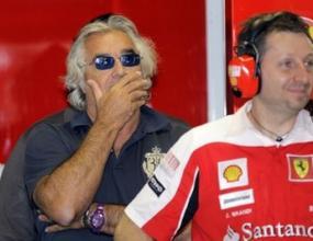 Бриаторе се връща във Формула 1 с Ферари