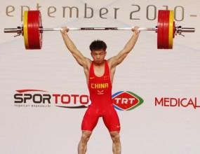 Ву Цзинбиао грабна златото до 56 килограма в Анталия