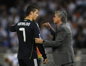 """Кристиано Роналдо се отпуши и донесе успеха на Реал (Мадрид) на """"Аноета"""" (видео)"""