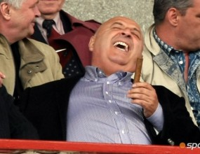 Венци: Преди съдиите даваха победата на ЦСКА, сега не можаха
