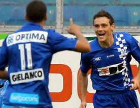 Гент отново се замеси в драма - съперникът на Левски бие в мача с 8 гола