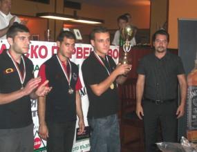 """Станимир Русланов е републикански шампион по билярд в дисциплината """"Пул 9-та топка"""""""