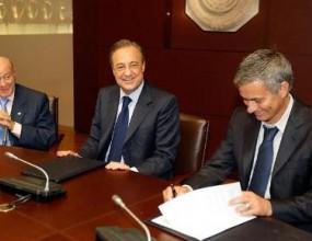 """За Моу и """"треньорската Луна"""" Реал Мадрид"""