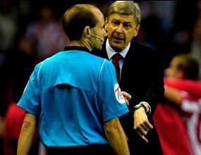 Венгер се призна за виновен, Арсенал ще е без него срещу Тотнъм